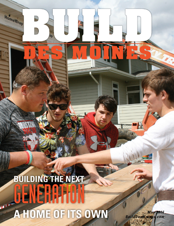 BUILD Des Moines May 2016